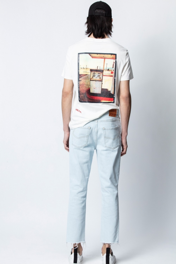 TED HC ART PHOTOPRINT SHORT-SLEEVE