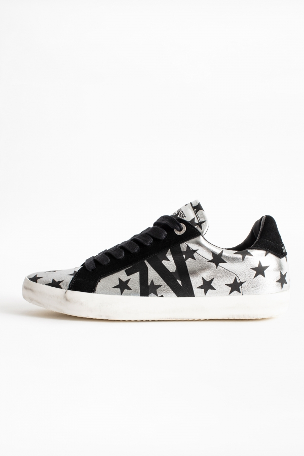 ZADIG USED STARS CIRCUS SHOES