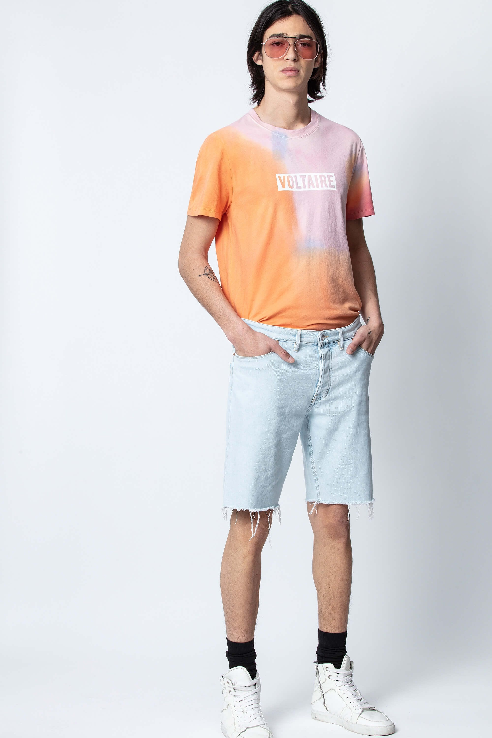 TED TD VOLTAIRE SHORT-SLEEVE