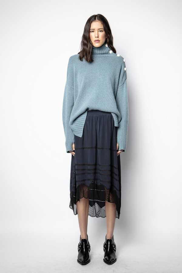 JOSLIN CDC LACE SKIRT