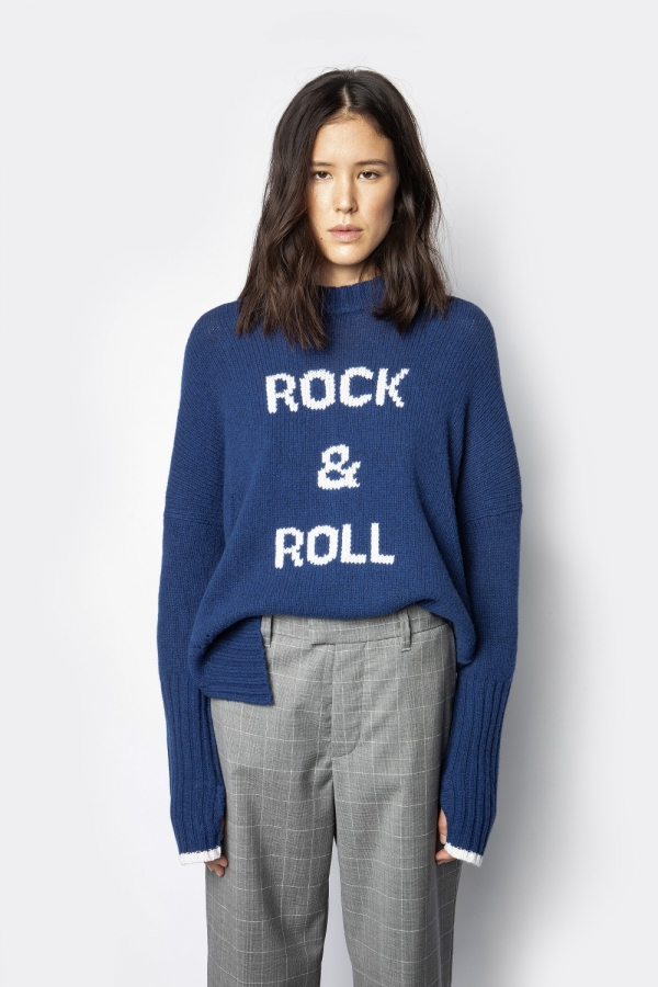 MALTA MW ROCK AND ROLL INT SWEATER