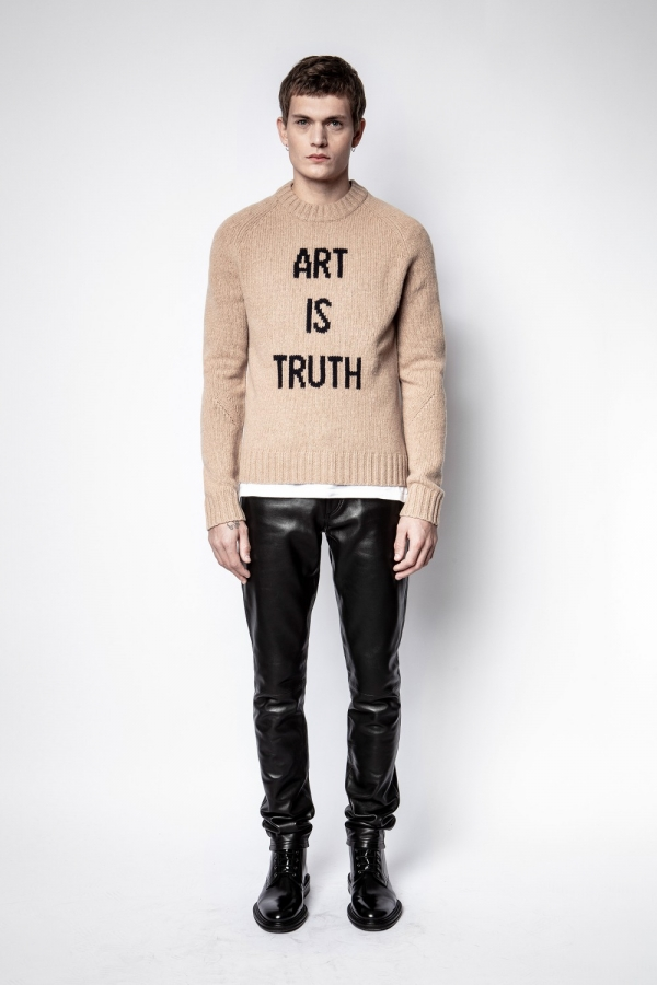 [40%↓]PHIL MW ART IS TRUTH SWEATER