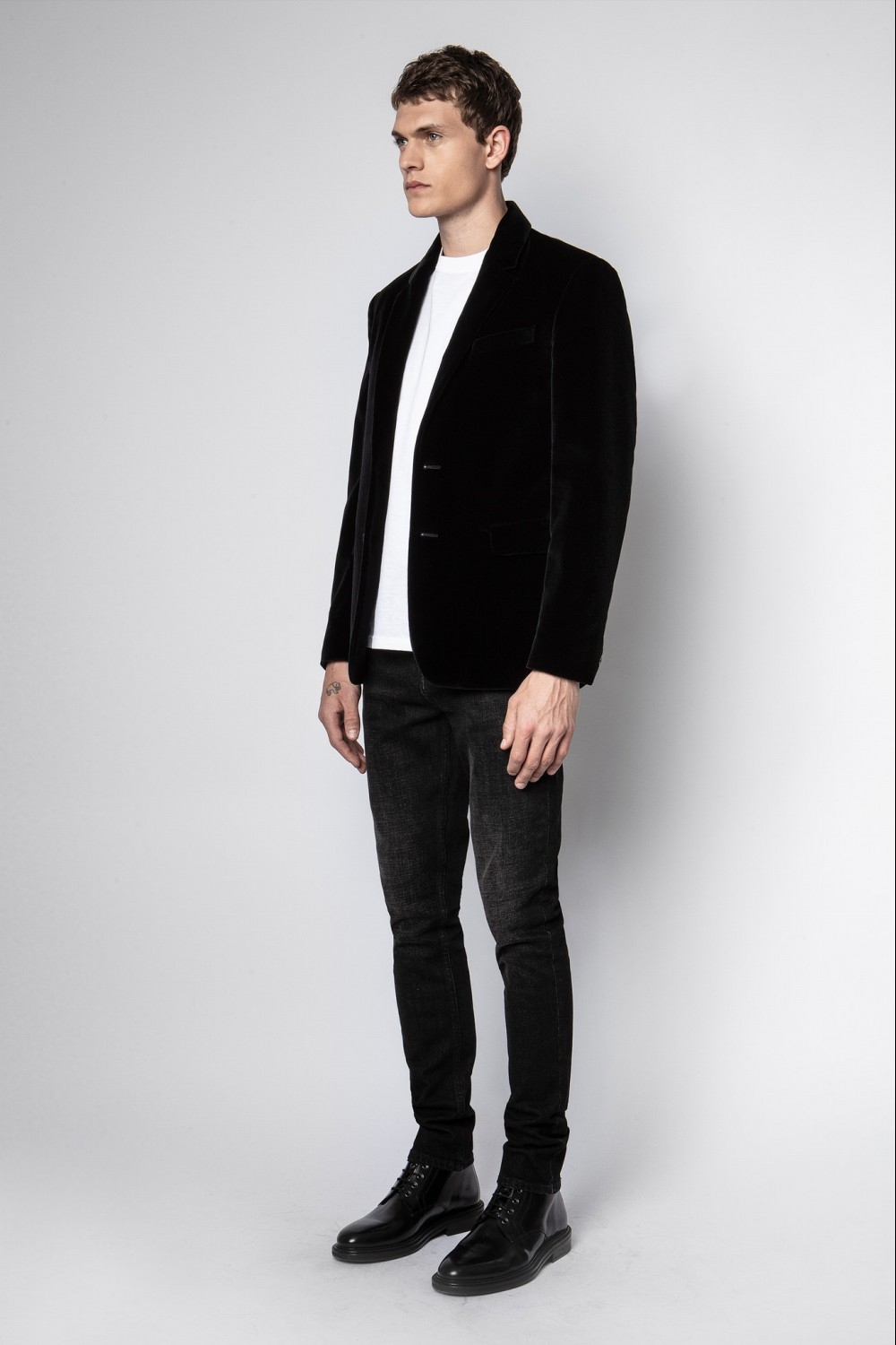 VALFRIED VELVET JACKET