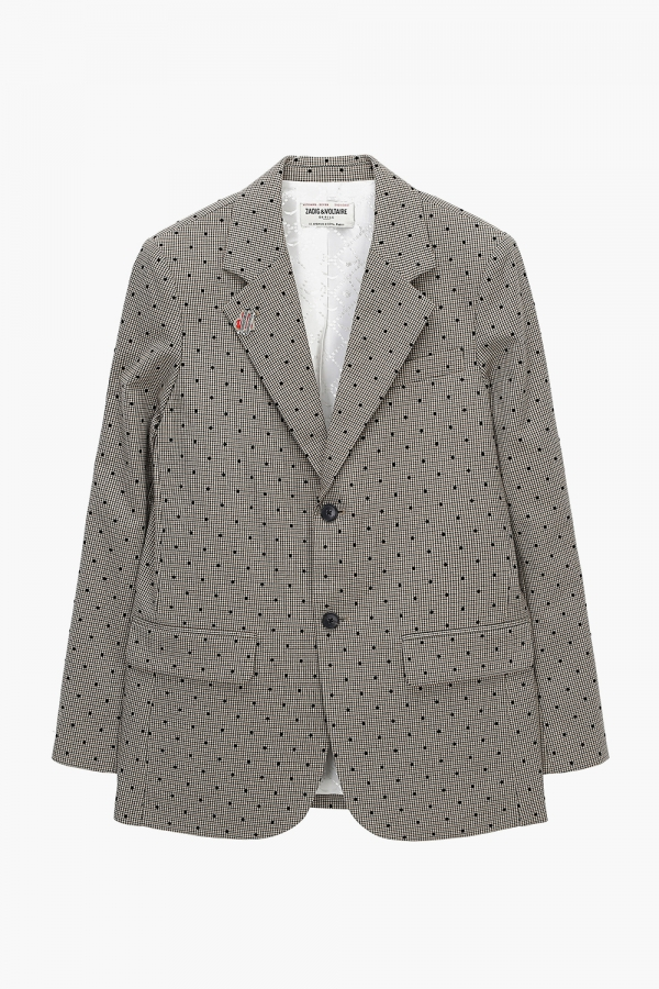 VANILLE CAR POIS SHOW JACKET