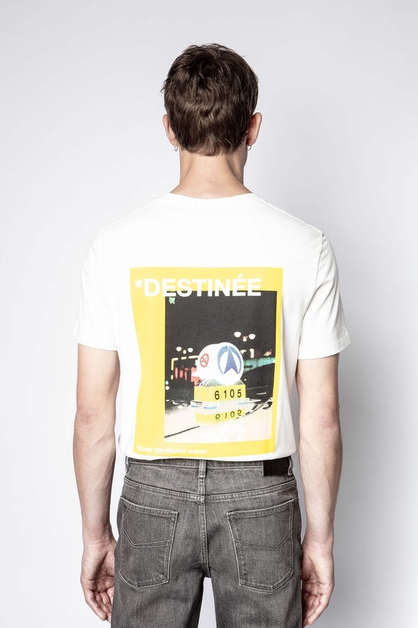TED HC PHOTOPRINT DESTINEE T-SHIRTS