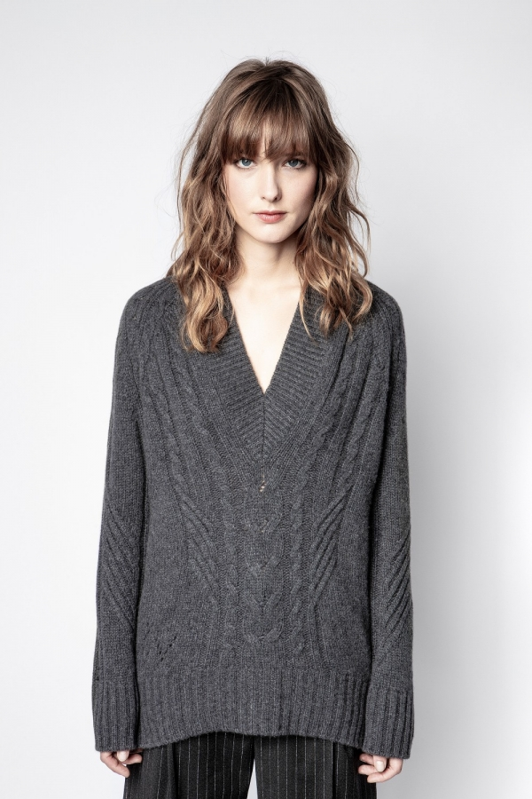 ELLY C DELUXE SWEATER