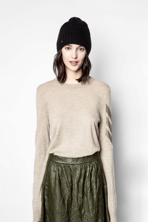 Pull Miss Arrow Knit