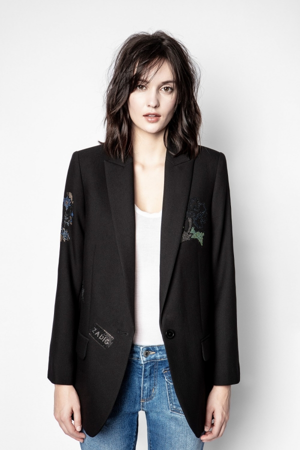 Veste Viva Multistrass Jacket