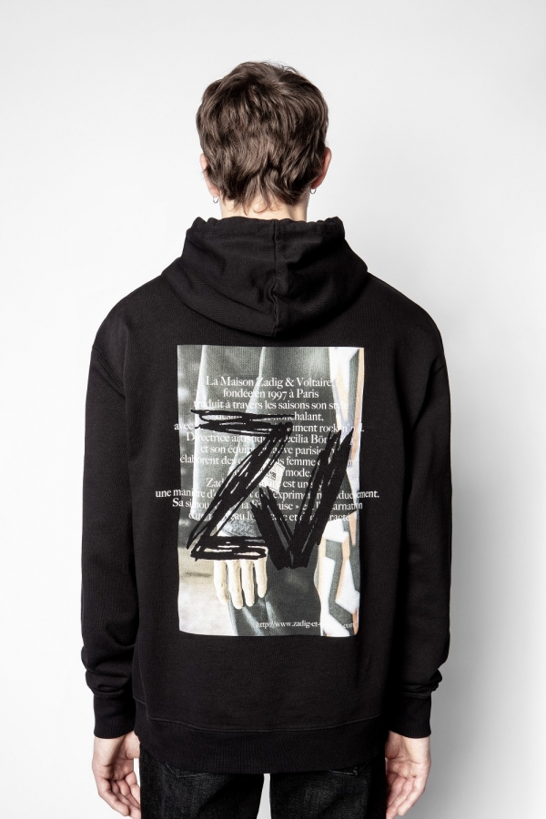 Sanchi Photoprint Sweatshirt