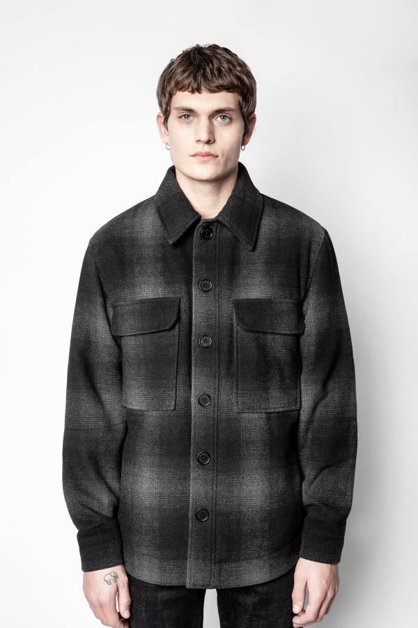 Bryant Flannel Check Outer