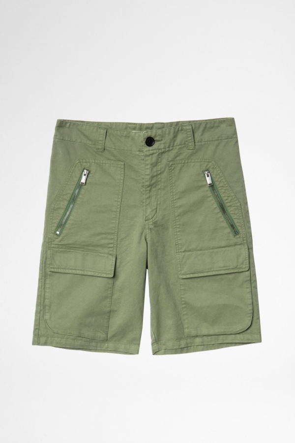 Piers Mili Short Pants